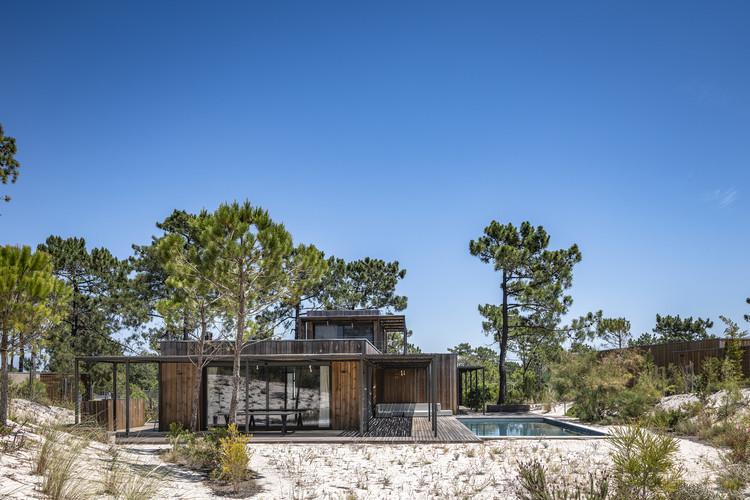 Eco Tróia Resort – Casa I / GSS arquitectos, © João Guimarães