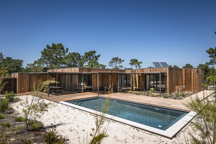 Eco Tróia Resort – Casa II / GSS arquitectos, © João Guimarães