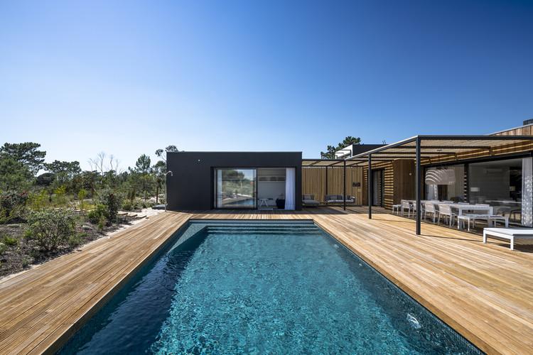 Eco Tróia Resort – Casa III / GSS arquitectos, © João Guimarães