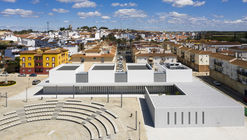 Centro de Salud de Gibraleón / Javier Terrados Estudio de Arquitectura