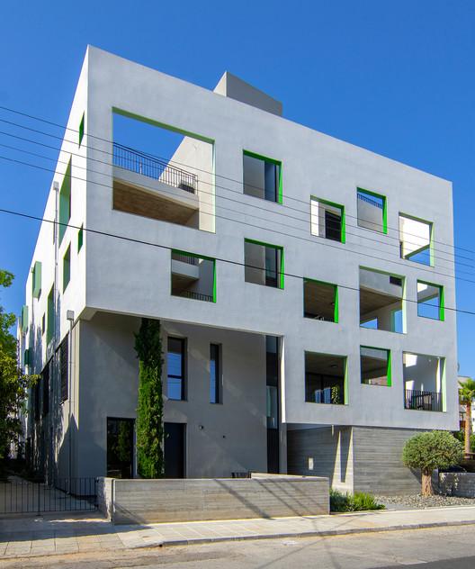 Residência em Nicósia / NOA architects, © Agisilaou & Spyrou Photography