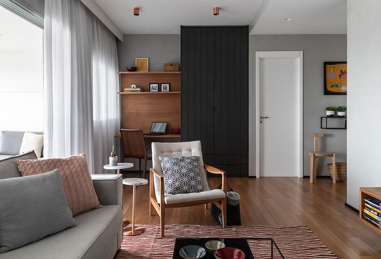 Apartamento Pinheiros VF AN / DT Estúdio, © Evelyn Müller