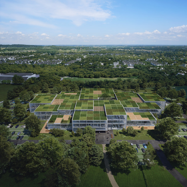 3XN Unveils Design For New Robot Developers Hub, Courtesy of 3XN