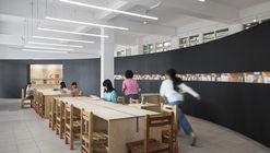 Design Movement on Campus - Lan-Tian Elementary School / Studio In2