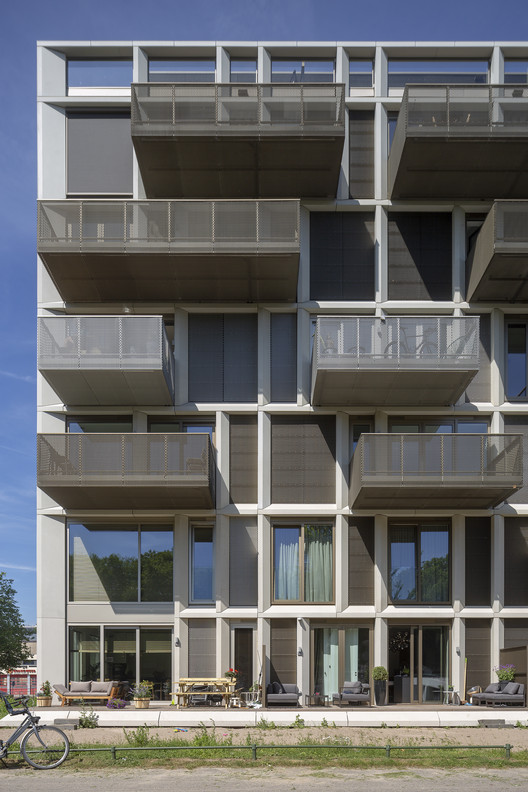 The Sketchblock / ANA architecten, © Luuk Kramer