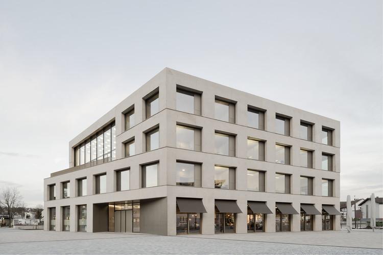 Prefeitura de Remchingen / Steimle Architekten BDA, © Brigida González