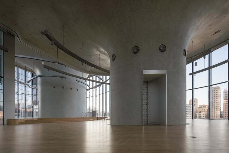 interior. Image © Chao Zhang