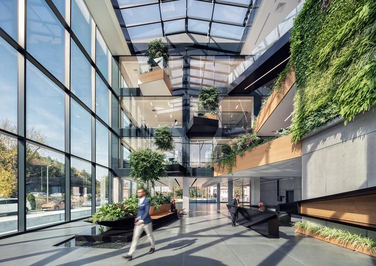 Edificio corporativo Desizo Monni / A&A Architects, © Assen Emilov