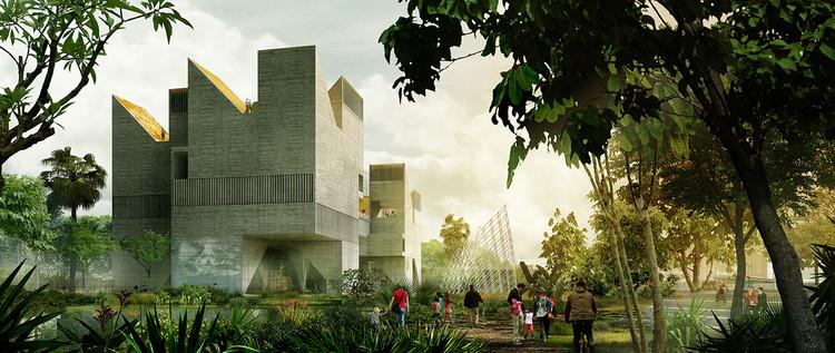 Comienza la construcción del Museo Nacional de la Memoria en Colombia, Cortesía de Pacheco Estudio de Arquitectura