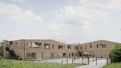 Escuela GO! Ninove / Abscis Architecten
