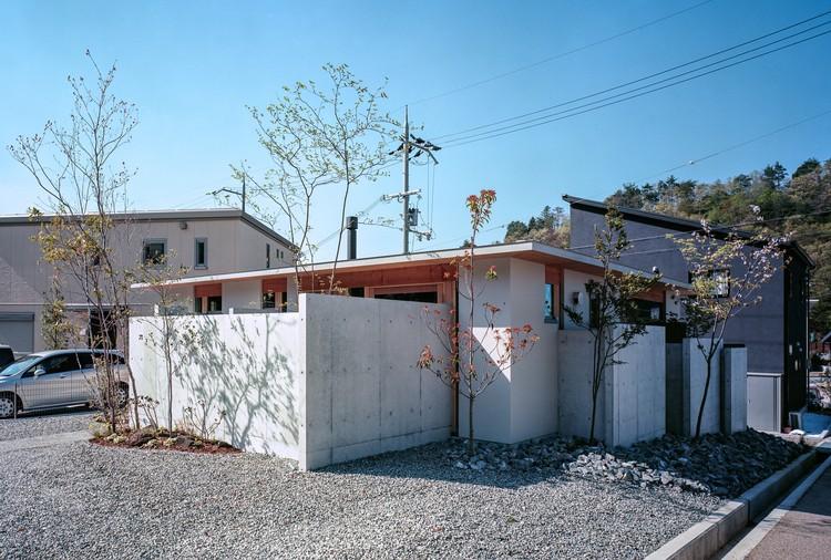 Casa en Minoh-shinmachi / FujiwaraMuro Architects, © Katsuya. Taira