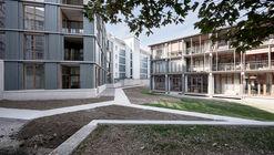 Housing Project Maiengasse  / Esch Sintzel Architekten