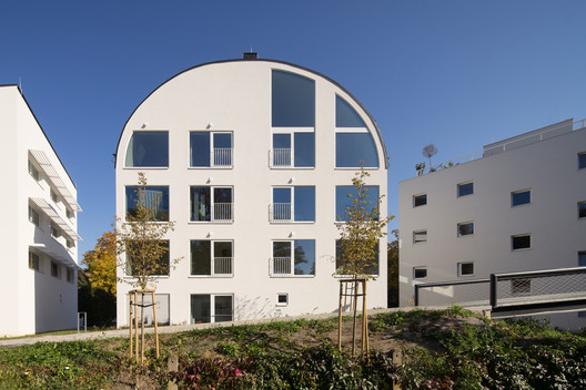 Corso Pod Lipami Apartments / EHL & KOUMAR ARCHITEKTI