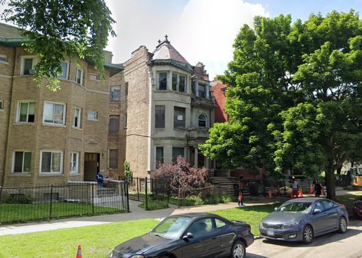 Chicago's last Phyllis Wheatley home. Image via Google Maps