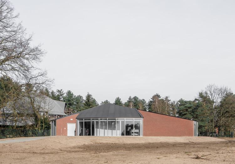 Centro Frans Masereel / LIST + Hideyuki Nakayama, © Jeroen Verrecht