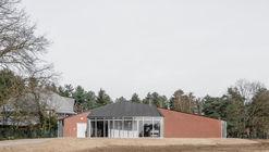 Frans Masereel Centre / LIST + Hideyuki Nakayama
