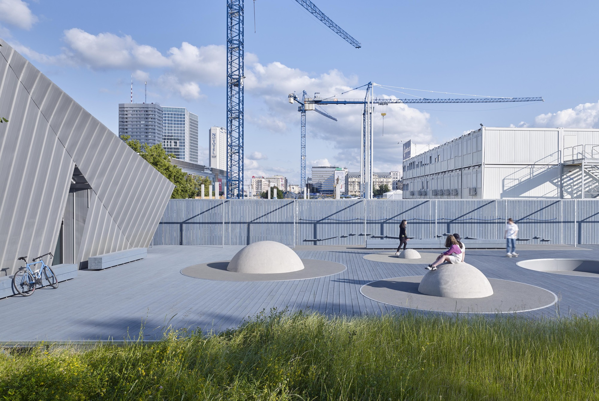 Park Architecture And Design Archdaily