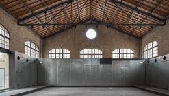 Adecuación de la nave 3 del parque central a equipamiento cultural / Contell-Martínez Arquitectos