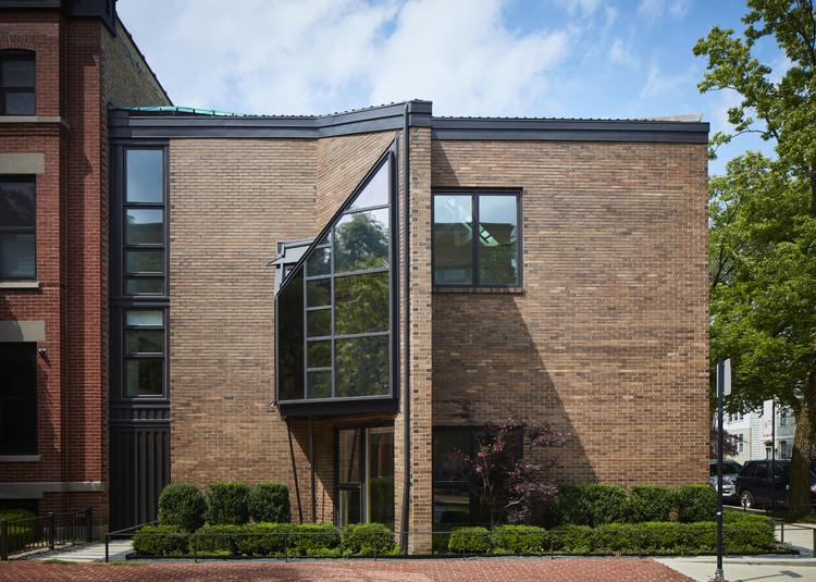 Renovación Residencia Netsch / Skidmore, Owings & Merrill, © Dave Burk | SOM