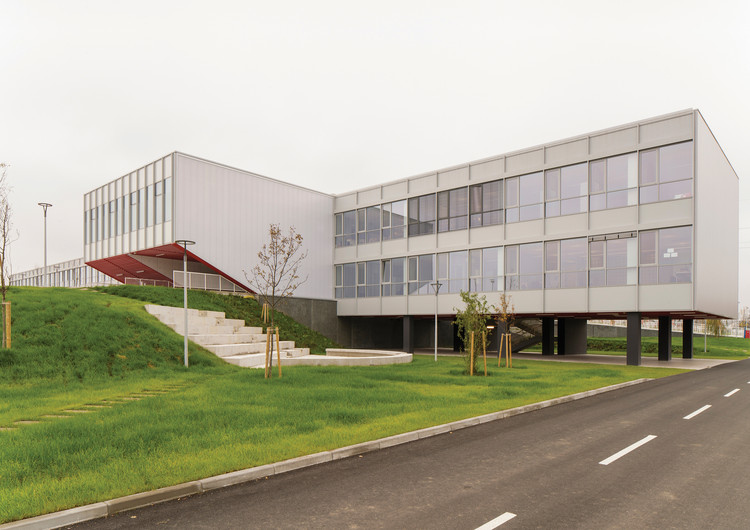 Escuela Ivanja Reka / Submap + J.K.A. Arhitekti, © Domagoj Blažević