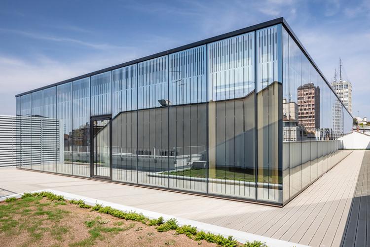 Office Building Principe Amedeo 5 / Vittorio Grassi Architetto & Partners, © Diego De Pol