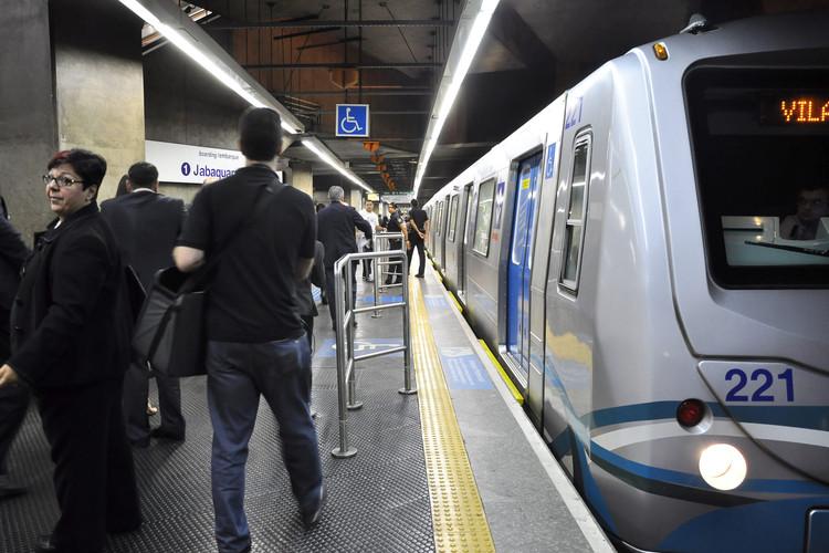 Quanto custa uma linha de metrô?, Imagem: Mariana Gil/EMBARQ Brasil