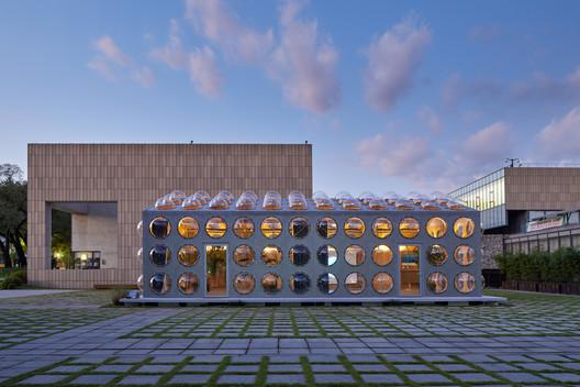 Courtesy of Obra Architects