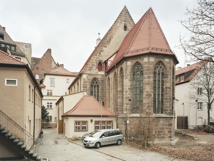 Renovation of St. Martha's Church in Nürnberg / Florian Nagler Architekten, © PK Odessa Co