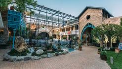 Tsiskvili Restaurant Complex / Studio 9