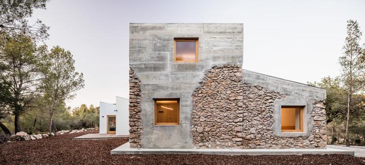Casa Can Tomeu / Andrea Solé Arquitectura, © Adria Goula