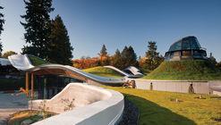 Centro de visitantes del Jardín Botánico VanDusen / Perkins&Will