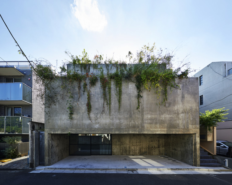 Casa T / Suppose Design Office, © Toshiyuki Yano