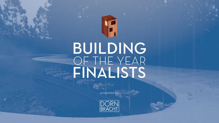 Conheça os 75 finalistas do Prêmio ArchDaily Building of the Year 2021