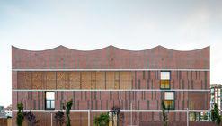Camp del Ferro Sports Center / AIA + Barceló Balanzó Arquitectes + Gustau Gili Galfetti