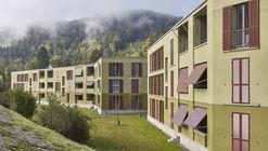 Housing Project Oberzelg  / Esch Sintzel Architekten