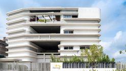 Jardim de Infância Northstar Nest  / Shanmugam Associates
