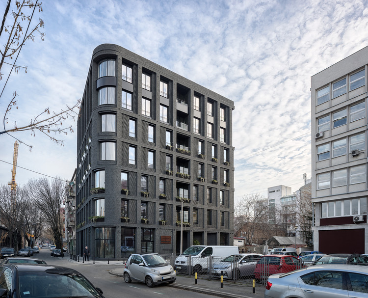 Mia Dorcol Apartments  / Zabriskie Studio, © Relja Ivanic