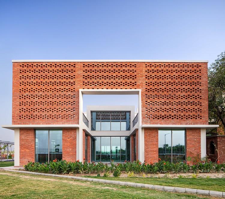 Espaço de Produção Orgânica Integrada da Índia / Studio Lotus, © Andre J. Fanthome