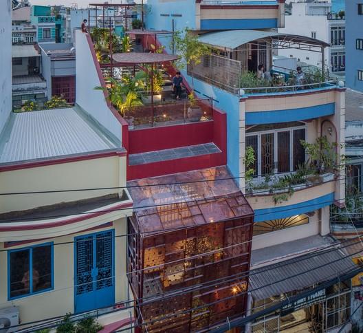 Casa THD / AD9 Architects