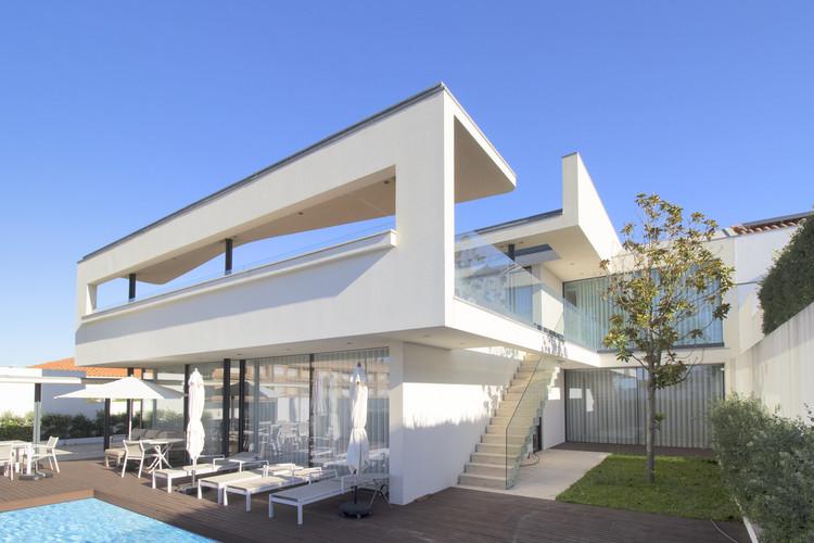 Casa en Madalena / Sérgio Mendes | Arquitecto, © Tiago Franco Paiva