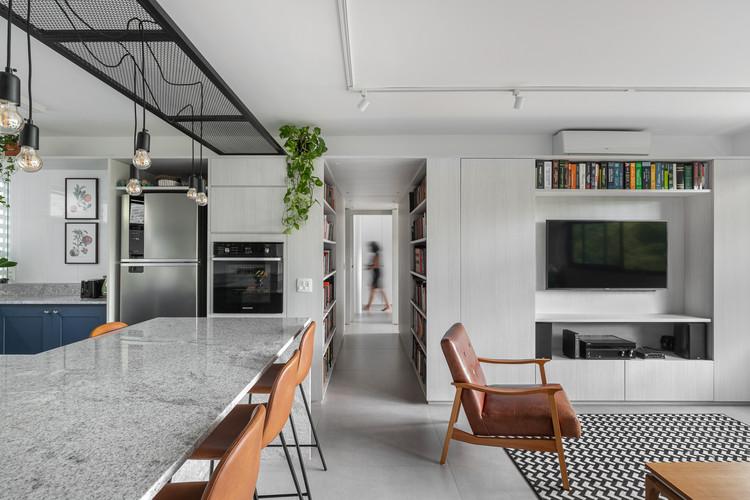 Apartamento 415N / CoDA arquitetos, © Júlia Tótoli