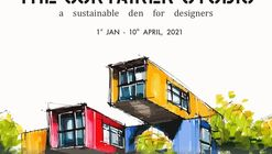 THE CONTAINER STUDIO - A Sustainable Den for designers