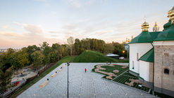 Renovation of the Spassky Bastion and Church Public Square / AER