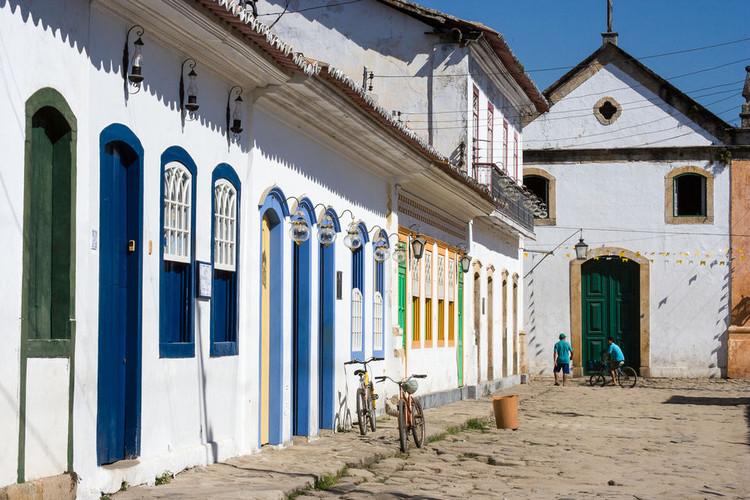 O que é arquitetura do Brasil Colônia?, Paraty, Rio de Janeiro. Foto de Angus McIntyre. Licença CC BY-NC 4.0