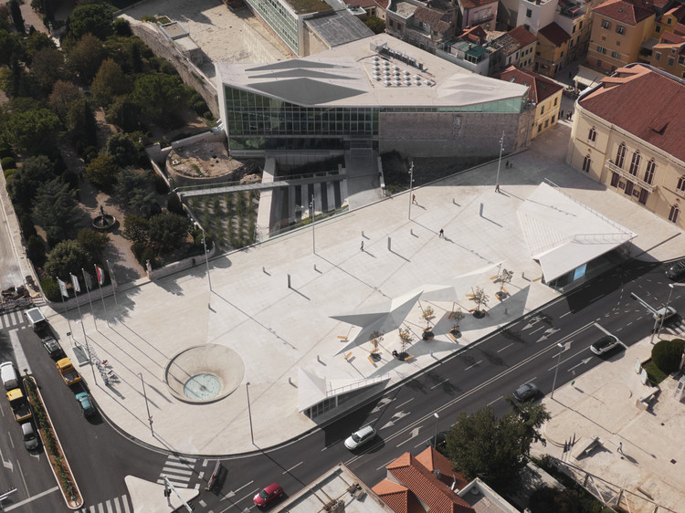 Poljana Square / Atelier Minerva + Faculty of Architecture, University of Zagreb + Institute of Architecture, ? Ervin Hused?inovi?