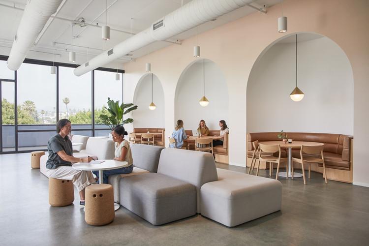 Goop Headquarters, 2020, Santa Monica, California. Image © Madeline Tolle