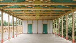 Erkläranlage Pavilion / Max Otto Zitzelsberger Architekt BDA