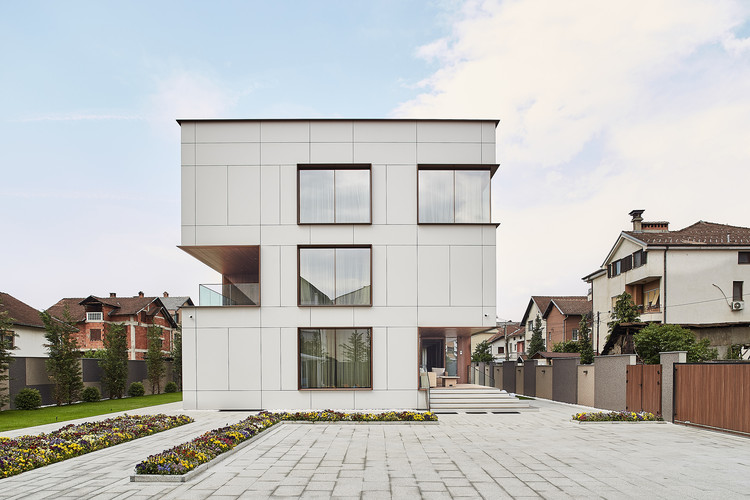 Residencia SD / BMA - Besian Mehmeti Architects, © Vase Petrovski
