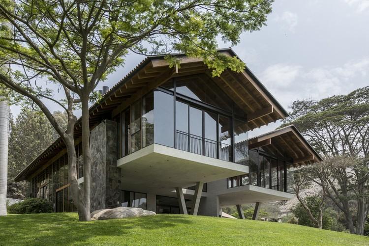 Casa Los Cóndores / Borasino Arquitectos + del Solar arquitectos, © Renzo Rebagliati