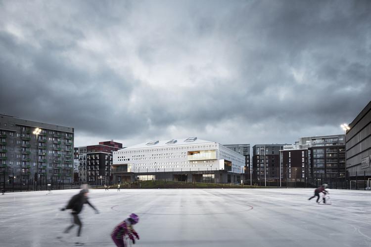 Jätkäsaari Comprehensive School / AOR Architects, © Kuvatoimisto Kuvio